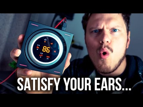 This Headphone Amp will Blow Gamers' Minds!!!