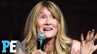 Twin Peaks: Laura Dern Tries To List All Of Her Questions In 90 Seconds | PEN | People