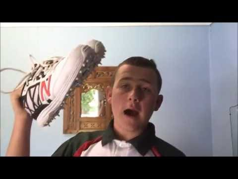 New balance cricket shoes review