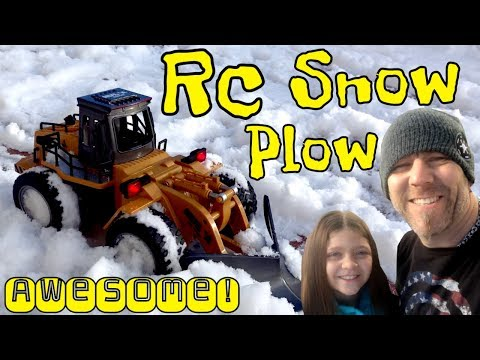 RC Snow Plow Review - Best Gift Ideas