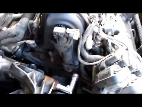 How to Change Tensioner Coolant Elbow 1997 Buick LeSabre - Simple!