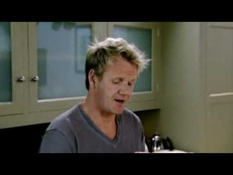 How to make caramel - Gordon Ramsay - Cookalong