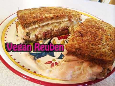 Vegan Reuben Recipe