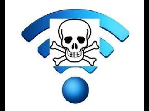 WIFI IS KILLING YOUR KIDS-AT SCHOOL AND HOME