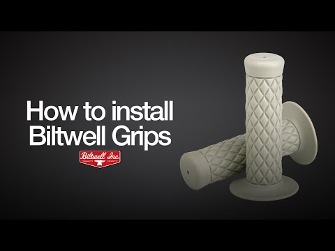 How-To Install Biltwell Grips