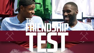 THE FRIENDSHIP TEST |  WHAT MAKES MASUAKU SMILE?