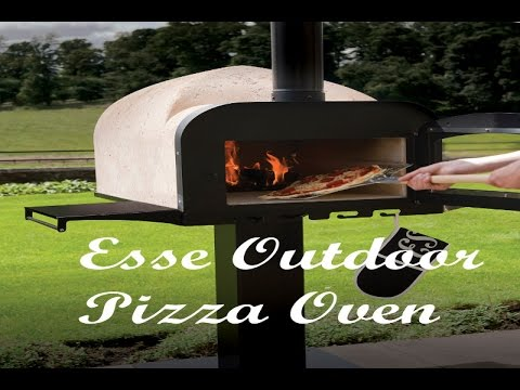 Esse Fire Stone Outdoor Pizza Oven DIY Kit UK - The Best  Outside Oven For Your Garden
