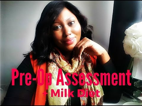 Gastric Bypass Pre-op Assessment and Milk Diet ¦¦ Bariatric Surgery Update