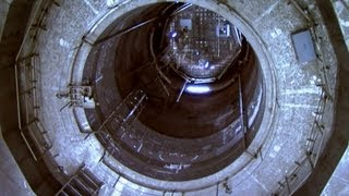 Inside a nuclear reactor core - Bang Goes The Theory - BBC