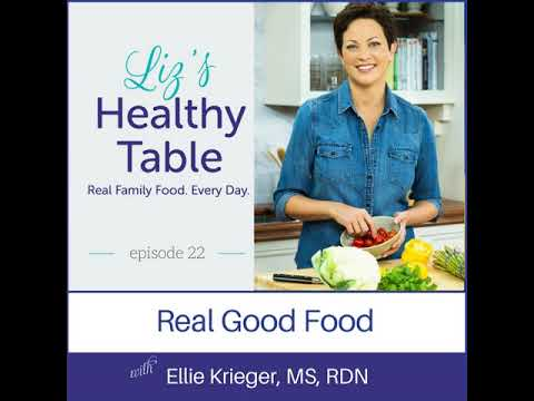 Real Good Food with Ellie Krieger, MS, RDN