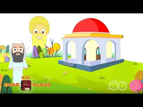 God's Promise to Abraham I Book of Genesis I  Children's Bible Stories | Holy Tales Bible Stories