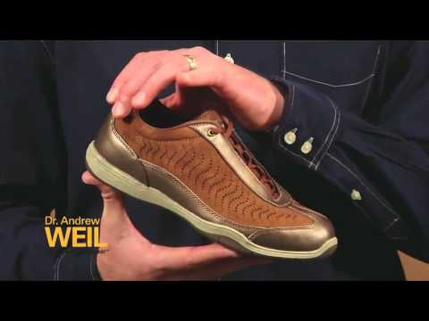 Dr. Weil Balance Walking Shoes with Removable Orthotics