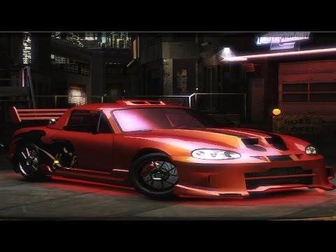 Need for Speed: Underground 2 - Mazda Miata MX-5 - Customize Car | Tuning [HD]