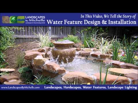 Water Features, Ponds, Water Falls, Waterfalls, Man Made Ponds, Landscaping Ponds