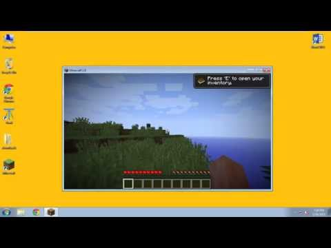 [NEW] Minecraft Free Download 1.8 With Multiplayer [2015 April]