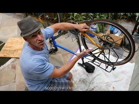 Bike maintenance - Replacing chain and gears