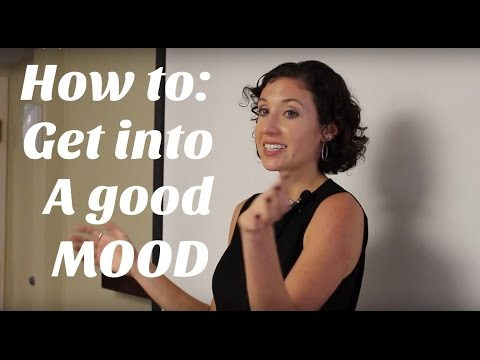 How to get yourself into a Good Mood