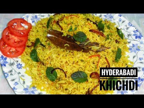 Hyderabadi Khichdi || Masala Khichdi By Ayesha