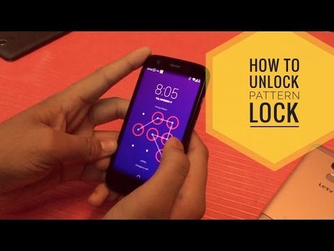 How To Unlock Forgotten Pattern , Pin , Password Lock of Any Android Phone