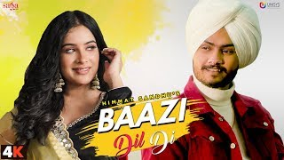 Baazi Dil Di - Himmat Sandhu | Sara Gurpal | Desi Crew | New Punjabi Song 2019 | Saga Music