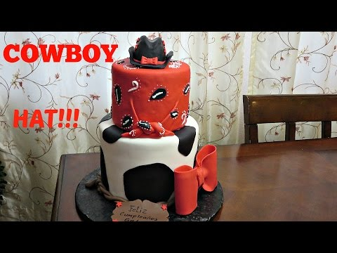 How to make a Cowboy Hat Topper