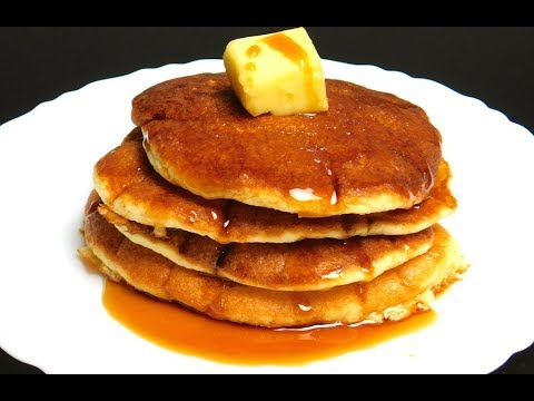 Easy Fluffy Pancakes Recipe   How To Make Perfect Fluffy Japanese Pancakes At Home