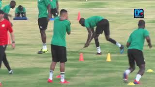 Les Lions presque au complet à l'entraînement ce mardi, Gana ménagé, Alfred Ndiaye le seul absent