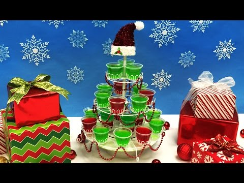 Holiday Gelatin Tree: Señor Rico®