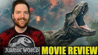 Download Jurassic World: Fallen Kingdom - Movie Review Video