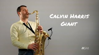 GIANT - Calvin Harris, Rag
