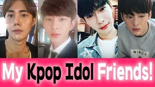 My Kpop Idol Friends // Sibong