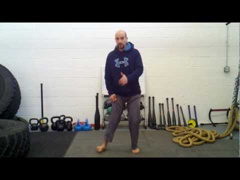 How to Build Ankles of Steel