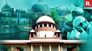 Sc Majority Judgment Rejects The Plea To Refer The Case To A Larger Bench | #ayodhyaverdict