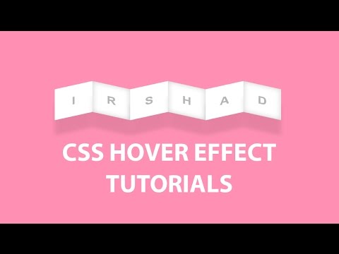 Skew text on hover - Cool CSS Effect - Pure Css3 Hover Effect - Plz SUBSCRIBE Us For Daily Videos