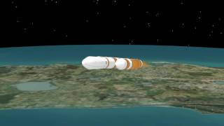 Delta IV NROL-37 Mission Profile