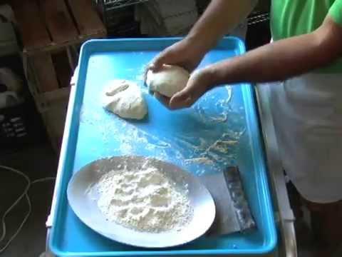 Crispy Chewy Pizza Dough
