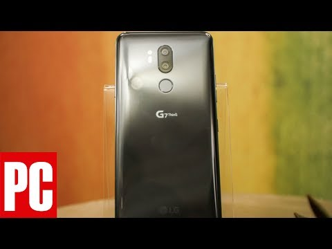 1 Cool Thing: LG G7 ThinQ