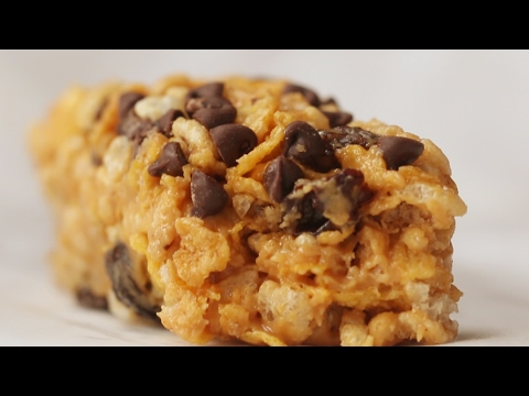On-the-Go Cereal Bars