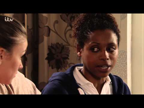 Coronation Street - Sophie And Jenna Kiss For The First Time
