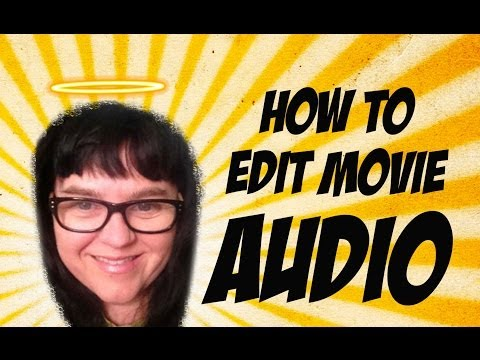 How To Edit Movie Audio : Adobe Premiere Pro (CS6) & Audition (HD)