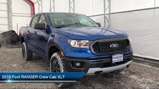 Download 2019 Ford RANGER Crew Cab XLT Carthage Watertown Gouverneur Syracuse Utica Video