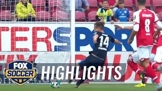Mainz vs. Hertha Berlin | 2017-18 Bundesliga Highlights