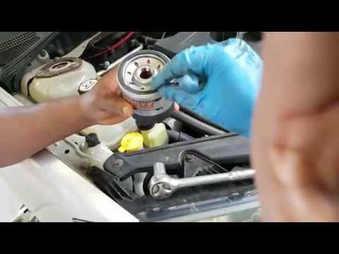 Mazda 3 - Oil Change - HOW TO - very important!!