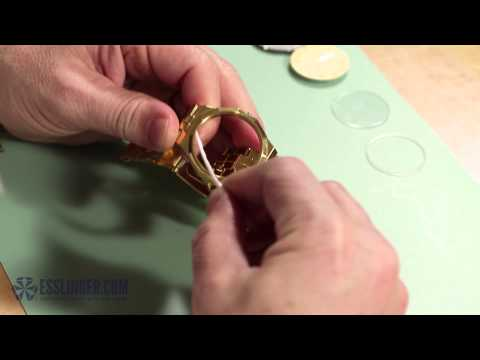 How to Replace Watch Crystal Gaskets
