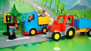 Download Лего мультики с игрушками на русском языке - Маленькие сыщики. Video