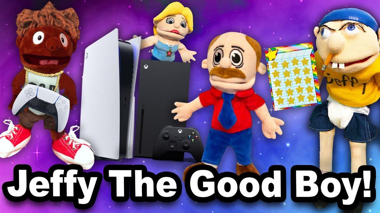 SML Movie: Jeffy The Good Boy!