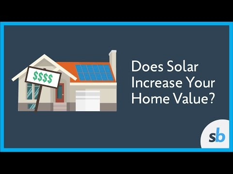 Does Solar Increase Your Home's Value?