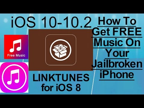 How To Get FREE Music on Your Jailbroken iPhone (2017) (iOS 10-10.2)