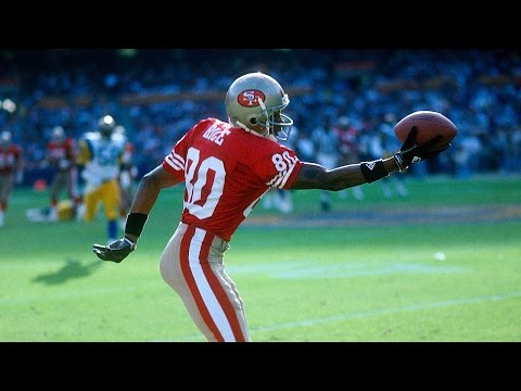 Jerry Rice Career Highlights   NFL