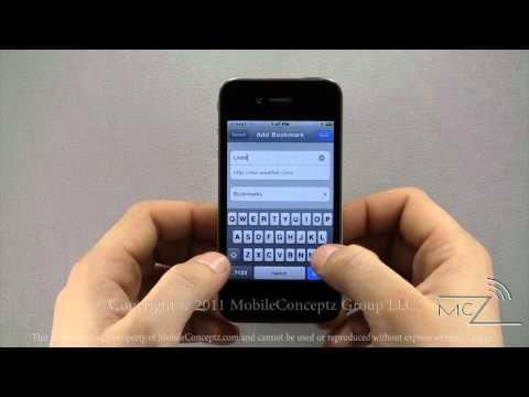iPhone 4 Tutorial Part 4